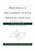 Abstract Algebra with Applications (eBook, PDF)