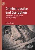 Criminal Justice and Corruption (eBook, PDF)