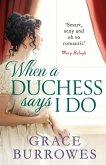 When a Duchess Says I Do (eBook, ePUB)