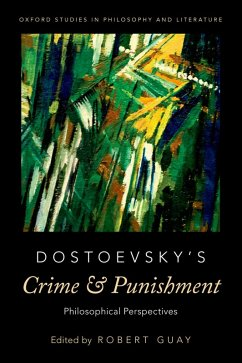 Dostoevskys Crime and Punishment