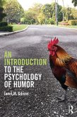 An Introduction to the Psychology of Humor (eBook, PDF)