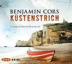 Küstenstrich / Nicolas Guerlain Bd.2 (6 Audio-CDs) (Mängelexemplar) - Cors, Benjamin