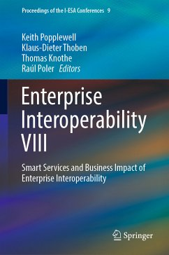 Enterprise Interoperability VIII (eBook, PDF)