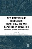 New Practices of Comparison, Quantification and Expertise in Education (eBook, PDF)
