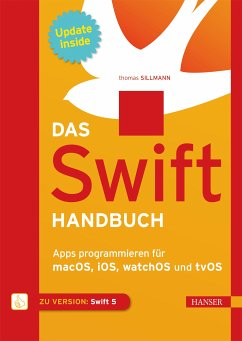 Das Swift-Handbuch (eBook, PDF) - Sillmann, Thomas
