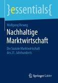 Nachhaltige Marktwirtschaft (eBook, PDF)