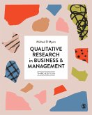 Qualitative Research in Business and Management (eBook, PDF)