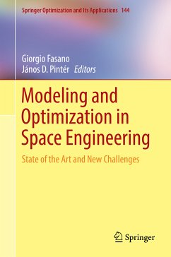 Modeling and Optimization in Space Engineering (eBook, PDF)