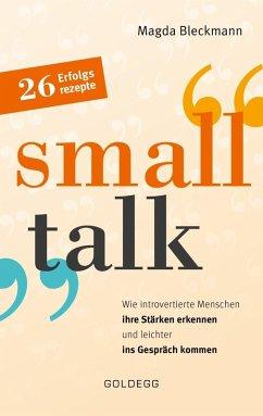Smalltalk (eBook, ePUB) - Bleckmann, Magda