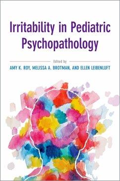 Irritability in Pediatric Psychopathology