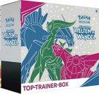 Pokemon, Sonne & Mond 12 Top-Trainer Box (Sammelkartenspiel)