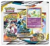 Pokemon, Sonne & Mond 12 3-Pack Blister deutsch (Sammelkartenspiel)