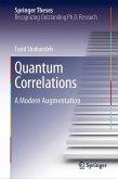 Quantum Correlations