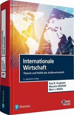 Internationale Wirtschaft - Krugman, Paul R.; Obstfeld, Maurice; Melitz, Marc J.