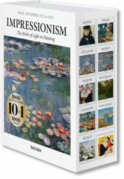Kleine Reihe Kunst. TEN in ONE. Impressionismus