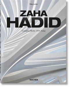 Zaha Hadid. Complete Works 1979-Today, 2020 Edition - Jodidio, Philip