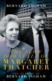The Slow Downfall of Margaret Thatcher (eBook, ePUB)