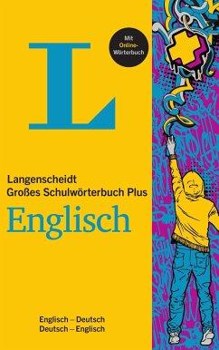 Langenscheidt Großes Schulwörterbuch Plus Englisch