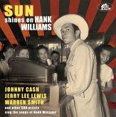 Sun Shines On Hank Williams-Sun Artists Sing The