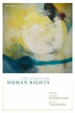 The Limits of Human Rights - FASSBENDER, BARDO; T