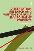 Dissertation Research and Writing for Built Environment Students (eBook, ePUB)