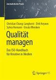Qualität managen (eBook, PDF)