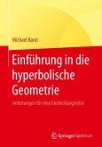 Einführung in die hyperbolische Geometrie (eBook, PDF)