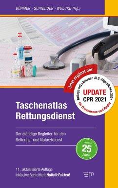 Taschenatlas Rettungsdienst / Begleitheft