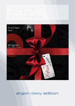 Das Geschenk, 1 MP3-CD (DAISY Edition) - Fitzek, Sebastian