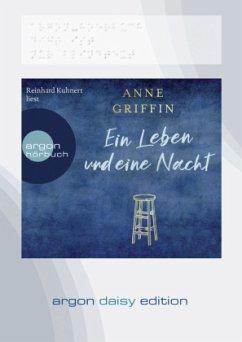 Ein Leben und eine Nacht, 1 MP3-CD (Daisy Edition) - Griffin, Anne