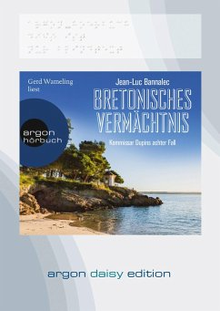 Bretonisches Vermächtnis / Kommissar Dupin Bd.8 (1 MP3-CD, DAISY Edition) - Bannalec, Jean-Luc
