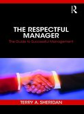 The Respectful Manager (eBook, ePUB)