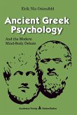 Ancient Greek Psychology (eBook, PDF)