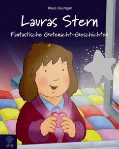 Fantastische Gutenacht-Geschichten / Lauras Stern Gutenacht-Geschichten Bd.6 (Mängelexemplar) - Baumgart, Klaus