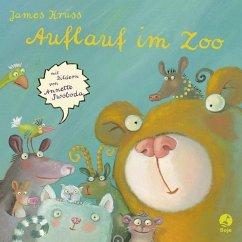 Auflauf im Zoo (Mängelexemplar) - Krüss, James