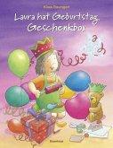 Laura hat Geburtstag - Geschenkbox (Mängelexemplar)