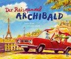 Der Reisepudel Archibald (Mängelexemplar)