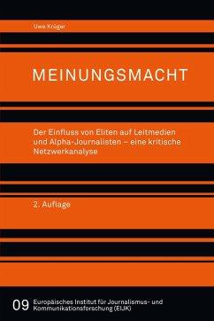 Meinungsmacht (eBook, PDF) - Krüger, Uwe
