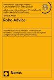 Robo Advice (eBook, PDF)