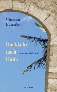 Rückkehr nach Haifa (Mängelexemplar) - Kanafani, Ghassan