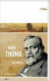 Hans Thoma in Bernau (Mängelexemplar)