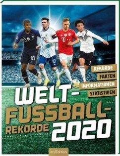 Welt-Fußball-Rekorde 2020 - Radnedge, Keir