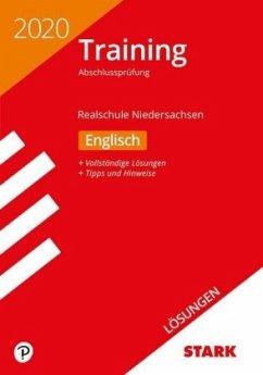 Lösungen zu Training Abschlussprüfung Realschule 2020 - Englisch - Niedersachsen