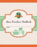 Mein Familien-Kochbuch: 100 Rezeptseiten - Erstellen Sie Ihr eigenes Familien-Rezeptbuch mit diesem blanko Rezeptbuch (beinhaltet Konvertierun