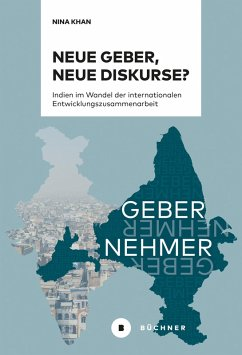 Neue Geber, neue Diskurse? (eBook, PDF) - Khan, Nina