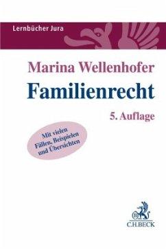 Familienrecht - Wellenhofer, Marina