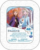 CGI Frozen 2 - Puzzles Mini Tin (Kinderpuzzle)