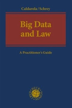 Big Data and Law - Caldarola, Maria Cristina; Schrey, Joachim