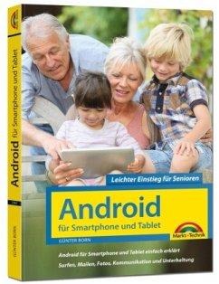 Android für Smartphones & Tablets - Leichter Einstieg für Senioren - Born, Günter