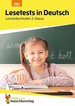 Lesetests in Deutsch - Lernzielkontrollen 2. Klasse - Heiß, Helena